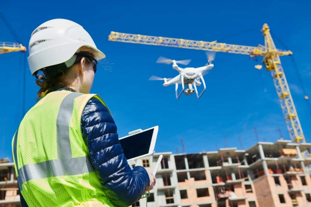 Issues Involving the Use of Drones in Reconstruction Activity