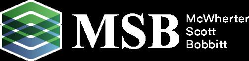 McWherter Scott Bobbitt Logo