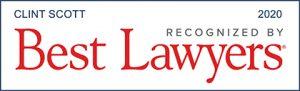 Best Lawyers Clint Scott