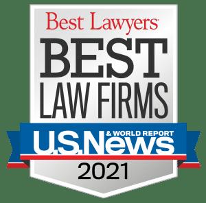 McWherter Scott & Bobbitt Named to Best Law Firms for 2021
